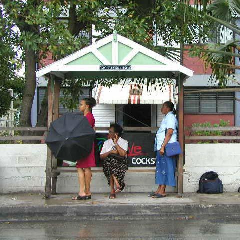 Barbodos Bus Stand