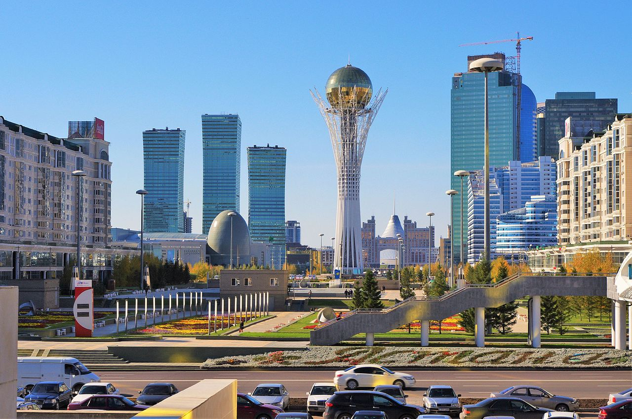 Central Downtown Astana
