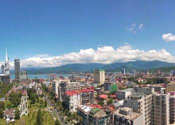 City of Batumi Georgia