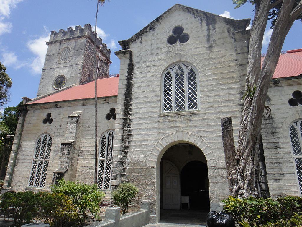 Historic Bridgetown Garrison