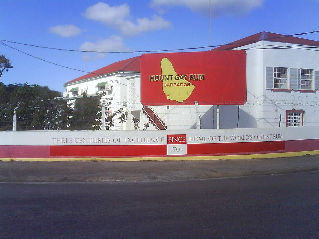 Mount Gay Rum Visitors Centre Spring Garden HWY Barbados