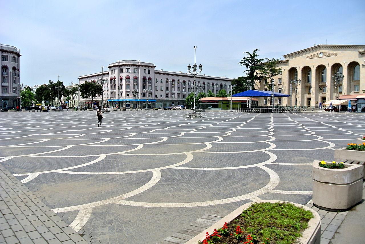 Rustavi Square