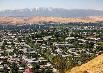 Sary Tash to Osh Kyrgyzstan