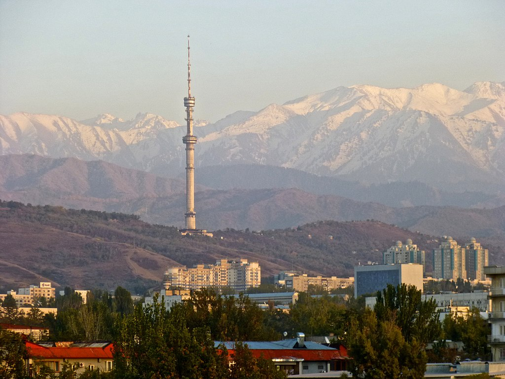 TV Turm Almaty