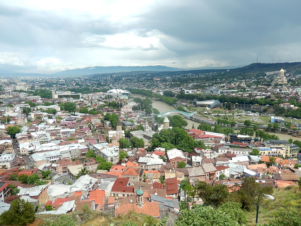 Tbilisi Panorama ArmAg