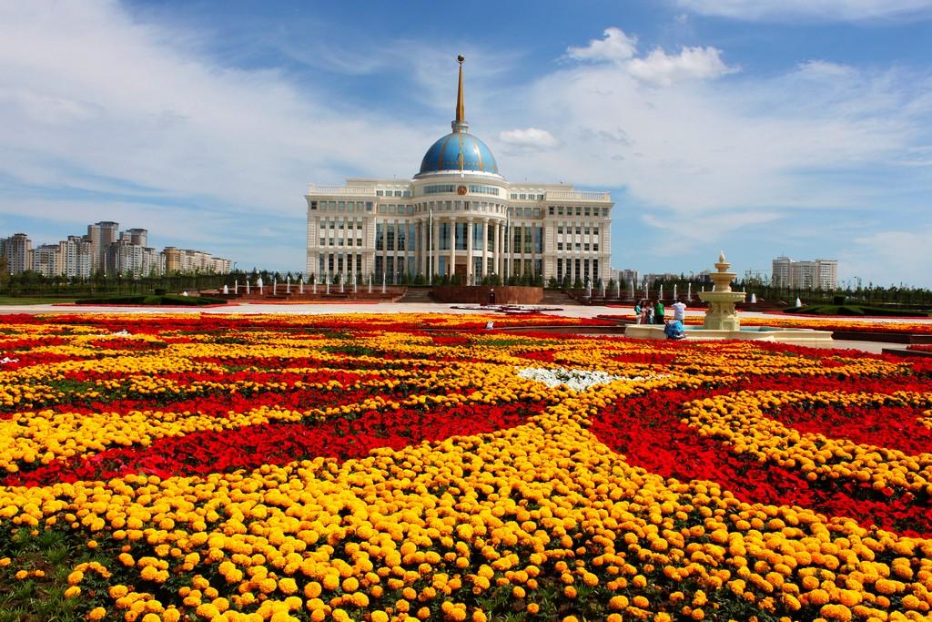 Ak Orda Presidential Palace
