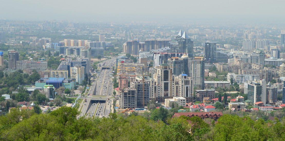 medical studies in Almaty